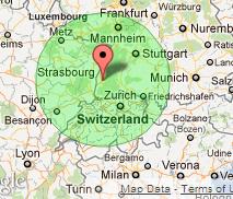 Карта и маршрут